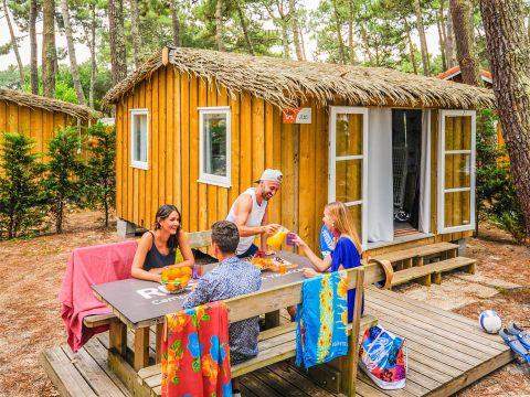 Camping Village Resort et Spa Le Vieux Port - Camping Landes - Image N°31