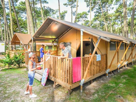 Camping Village Resort et Spa Le Vieux Port - Camping Landes - Image N°29