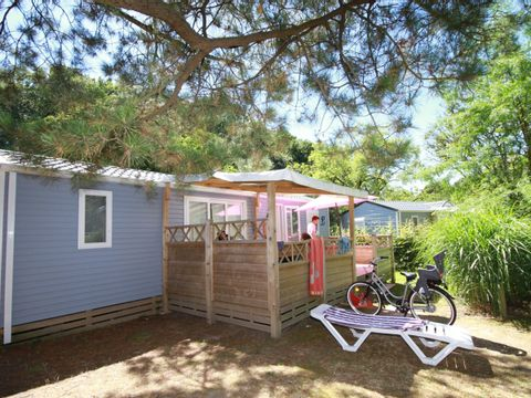 MOBILHOME 6 personnes - Geant