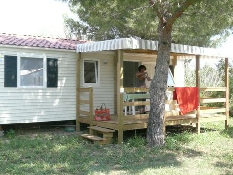 MOBILHOME 6 personnes - COSY