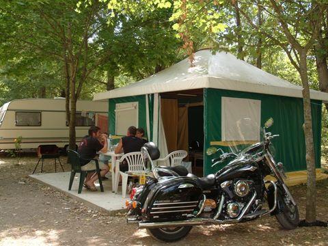 Camping Saint Lambert - Camping Aveyron - Image N°12