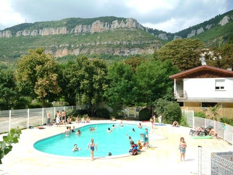 Camping Saint Lambert - Camping Aveyron