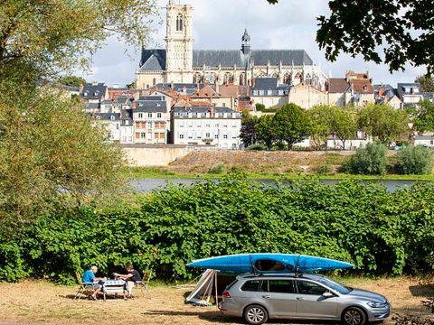 Camping de Nevers  - Camping Nievre - Image N°5