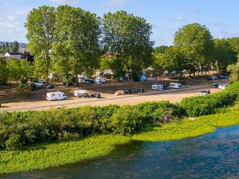 Camping de Nevers  - Camping Nievre - Image N°2