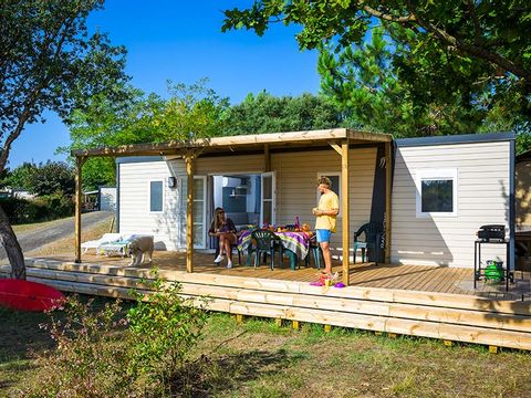 Camping de La Plage - Camping Landes - Image N°27