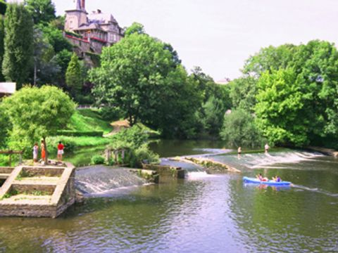 Camping Le Parc de Vaux  - Camping Mayenne - Image N°2