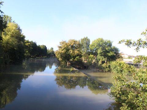 Ile du Pont - Camping Paradis - Camping Gers - Image N°24