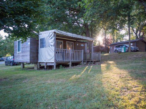 Ile du Pont - Camping Paradis - Camping Gers - Image N°23