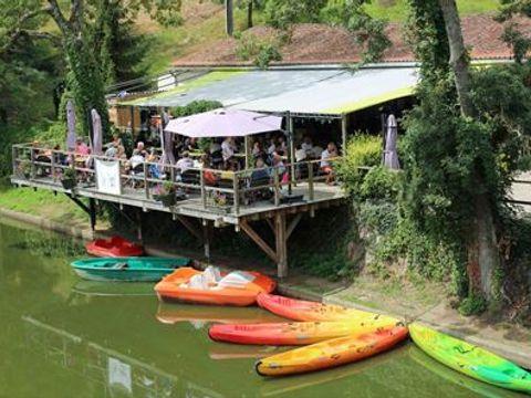 Camping du Lac d'Hautibus - Camping Deux-Sevres - Image N°10