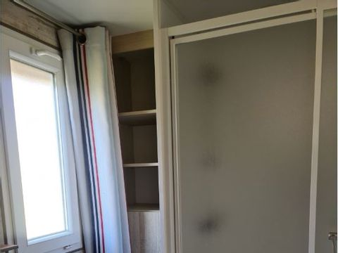 MOBILHOME 4 personnes - 2 chambres + climatisation