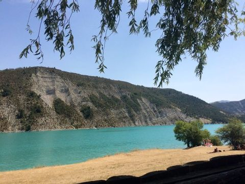Camping L'Or Bleu - Camping Alpes-de-Haute-Provence - Image N°10