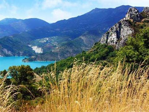 Camping L'Or Bleu - Camping Alpes-de-Haute-Provence - Image N°9