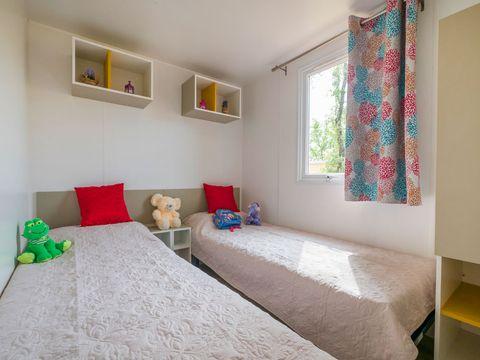 MOBILHOME 6 personnes - Moda (climatisé), 3 chambres (M63C)