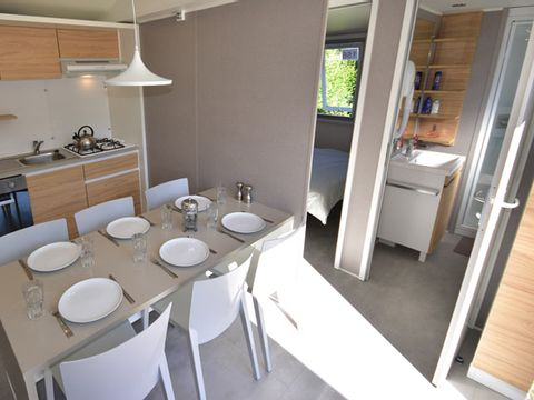 MOBILHOME 6 personnes - Azure - 2 chambres