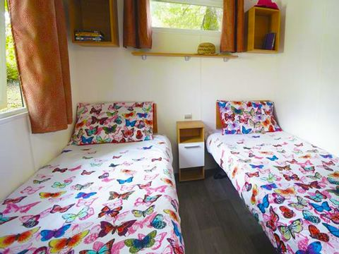 MOBILHOME 6 personnes - Aspect - 3 chambres