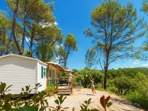 Camping Coteau de la Marine - Camping Alpes-de-Haute-Provence - Image N°28