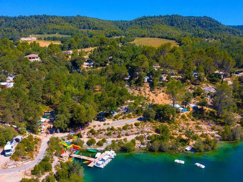 Camping Coteau de la Marine - Camping Alpes-de-Haute-Provence - Image N°22