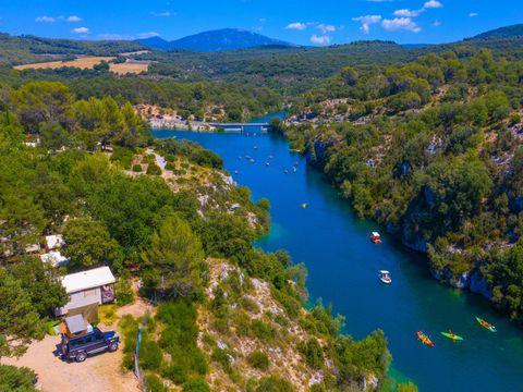 Camping Coteau de la Marine - Camping Alpes-de-Haute-Provence - Image N°2