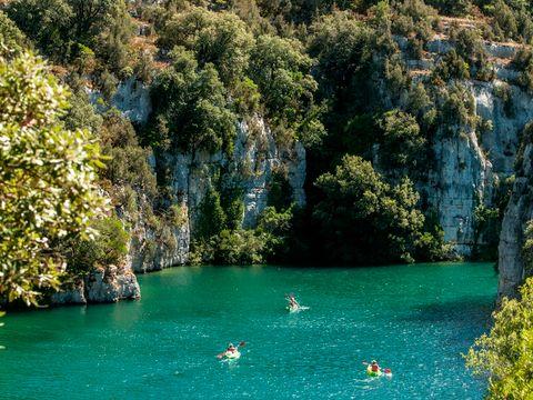Camping Coteau de la Marine - Camping Alpes-de-Haute-Provence - Image N°23