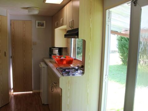MOBILHOME 4 personnes - CARAVHOME