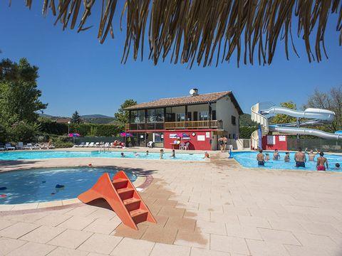 Camping Siblu Les Rives de Condrieu - Funpass inclus - Camping Rhone
