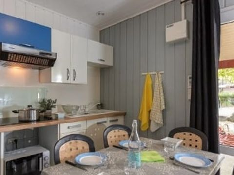 CHALET 5 personnes - Chalet Marina Clim. 4/5 Pers. (MAR)