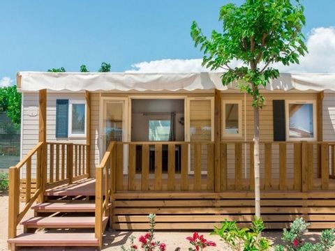 MOBILHOME 6 personnes - Family 3 chambres