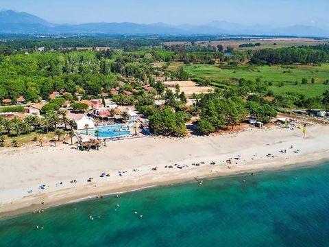 Camping Marina d'Erba Rossa - Camping Corse du nord - Image N°2