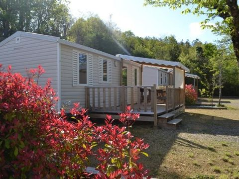 MOBILHOME 8 personnes - 3 chambres