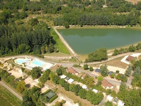 Camping Domaine Le Quercy - Camping Lot - Image N°25