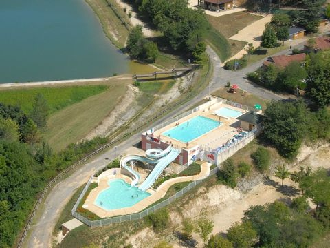 Camping Domaine Le Quercy - Camping Lot - Image N°2