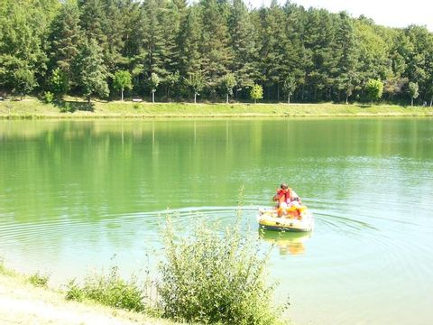 Camping Domaine Le Quercy - Camping Lot - Image N°6