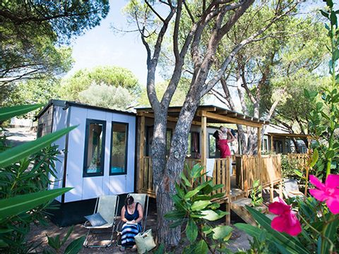 MOBILHOME 6 personnes - EXCLUSIVE