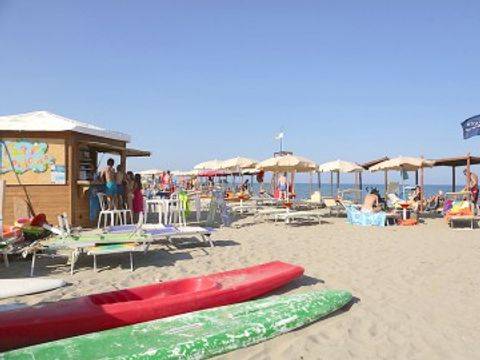Camping Torre Salinas - Camping Cagliari - Image N°3