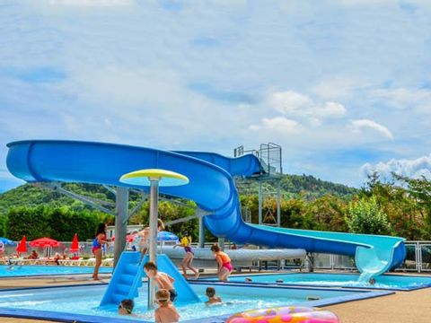Camping de L'Europe - Camping Paradis - Camping Puy-de-Dome - Image N°2
