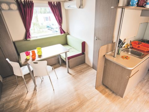 MOBILHOME 5 personnes - COSY (I52C)