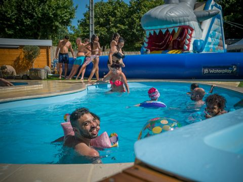 Family des Issoux - Camping Paradis - Camping Ardeche - Image N°4