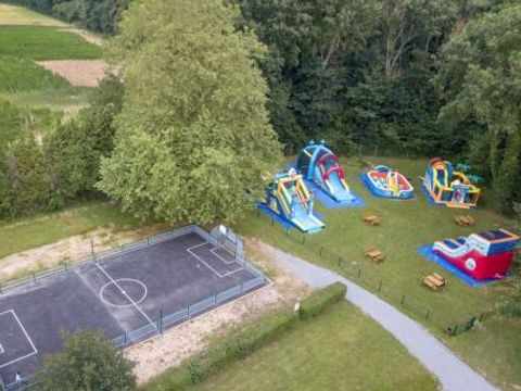 Val-Oise  CAMPING LE GRAND PARIS - Camping Val-Oise - Afbeelding N°4