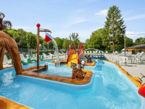 Val-Oise  CAMPING LE GRAND PARIS - Camping Val-Oise - Afbeelding N°3