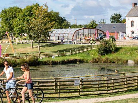 Camping Siblu Domaine de Litteau - Funpass inclus - Camping Calvados - Image N°26