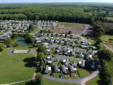 Camping Siblu Domaine de Litteau - Funpass inclus - Camping Calvados - Image N°2
