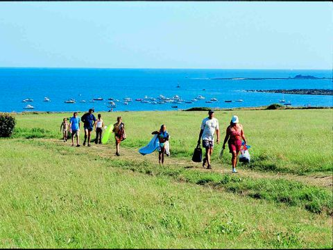 Camping Le Raguènes Plage  - Camping Finistere - Image N°12
