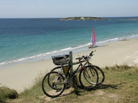 Camping Le Raguènes Plage  - Camping Finistere - Image N°15