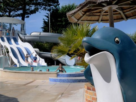 Camping Le Raguènes Plage  - Camping Finistere - Image N°2