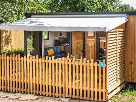 MOBILHOME 2 personnes - CONFORT
