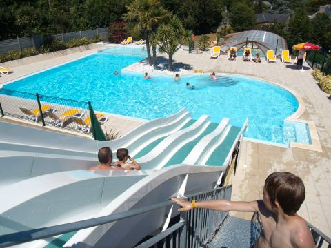 Camping Côté O Port Manech - Camping Finistere - Image N°3