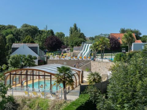 Camping Côté O Port Manec'h - Camping Finistere - Image N°6