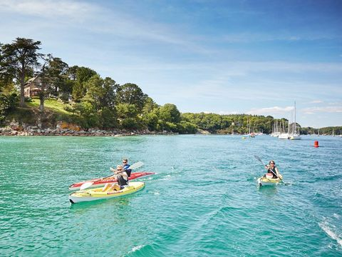 Camping Côté O Port Manech - Camping Finistere - Image N°21