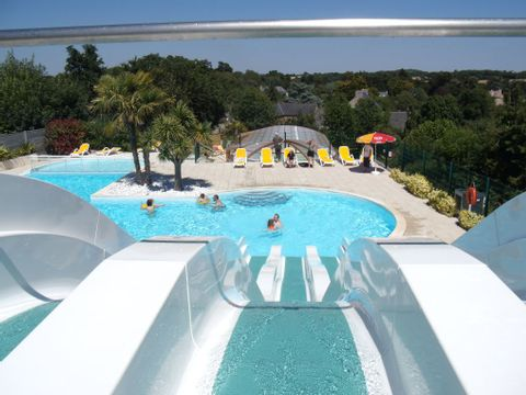 Camping Côté O Port Manec'h - Camping Finistere - Image N°2