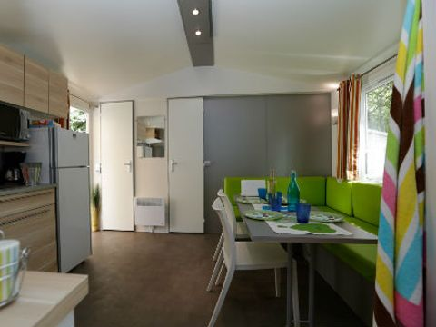 MOBILHOME 6 personnes - 3 chambres Loisirs
